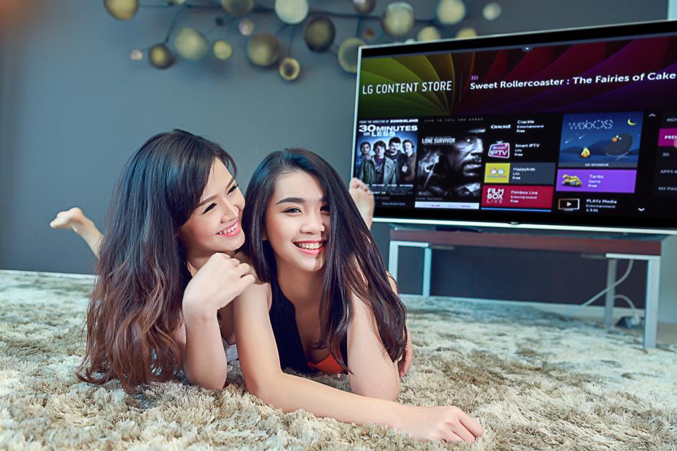 Top 5 tivi bán chạy tháng 2/2016