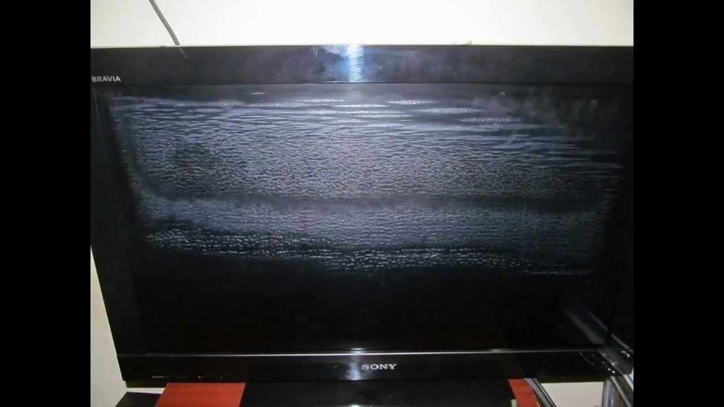 tivi bị rộp màn hình bạn cần sửa màn hình tivi