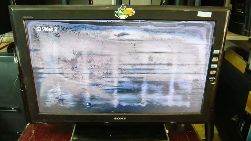 tivi bị rộp màn hình cần dán màn hình tivi lcd