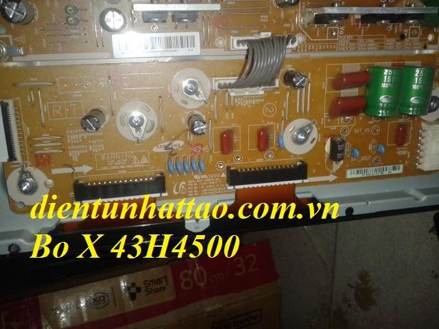 Bo X 43H4500