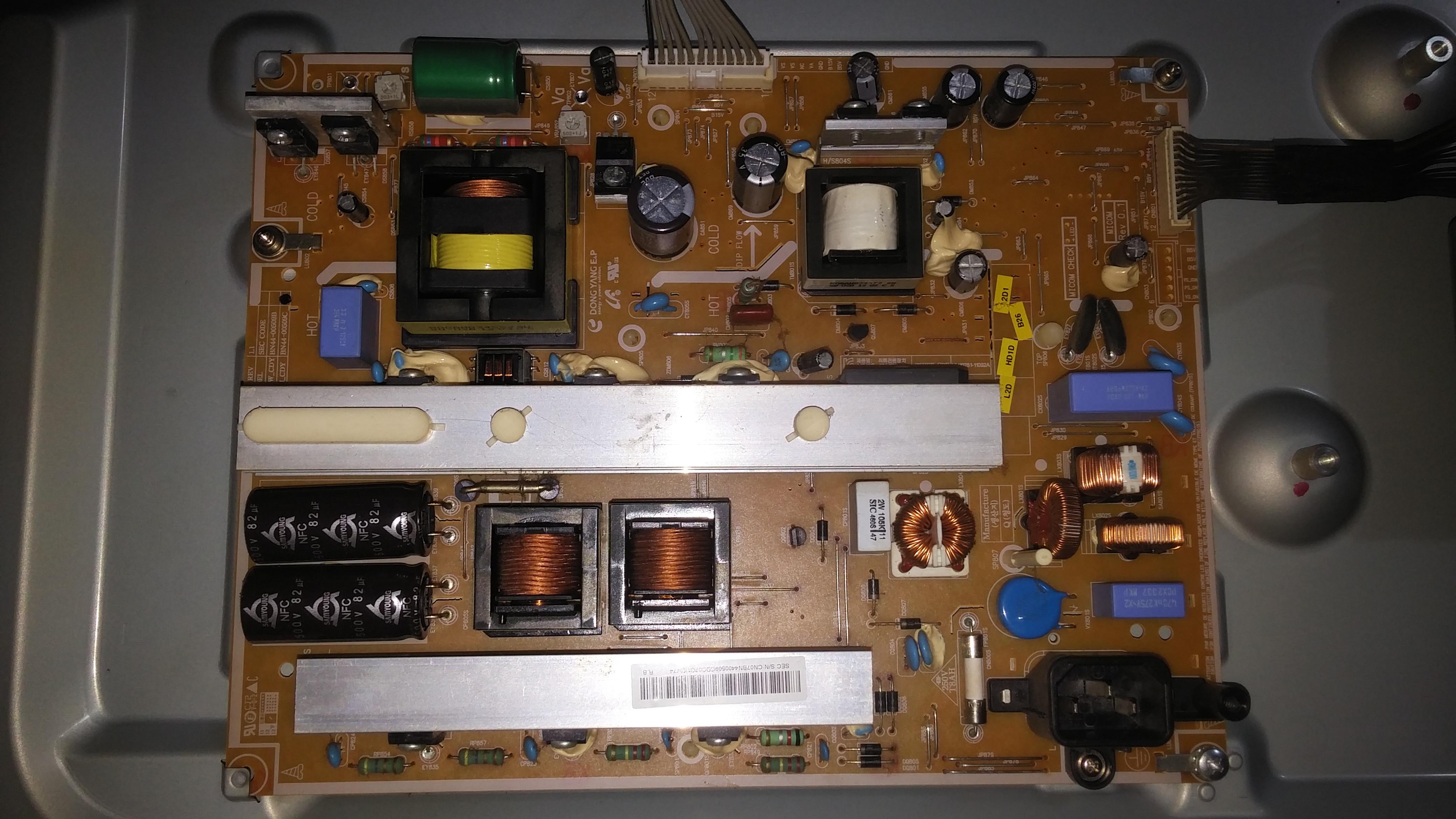 Bo tivi Plasma SAMSUNG 51E470