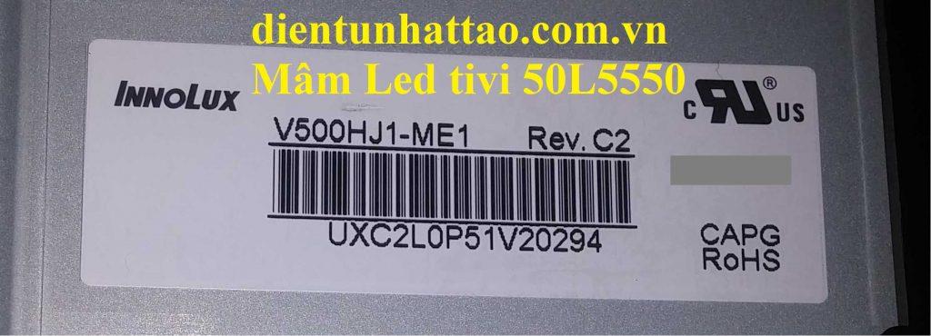 đèn nền tivi 50L5550