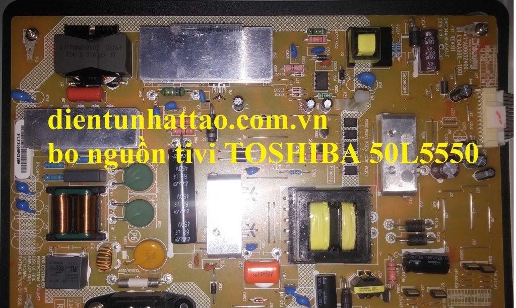 BO nguồn tivi TOSHIBA 50L5550