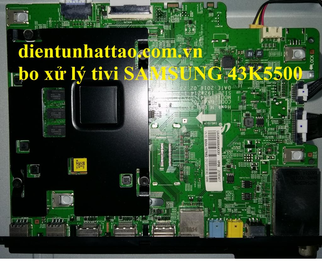 bo xử lý 43K500