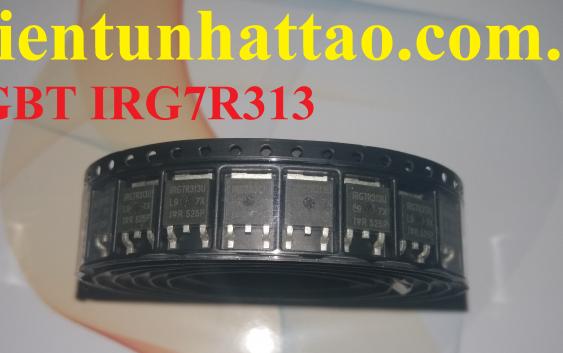 IGBT IRG 7R313