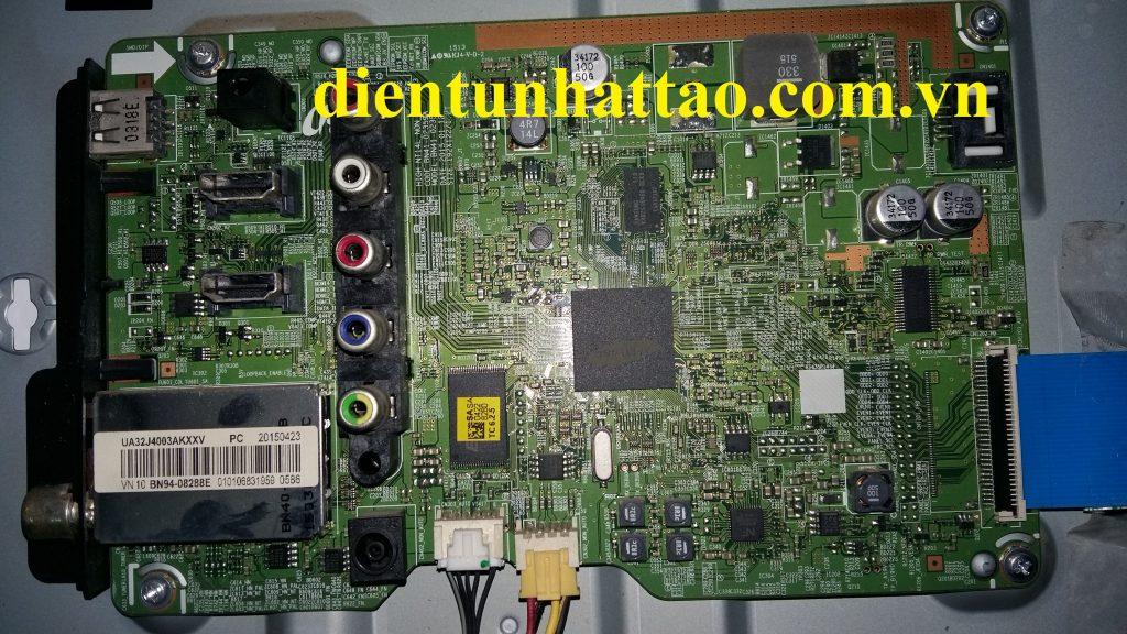 bo xử lý tivi samsung 32J4303 của điện tử nhật tảo