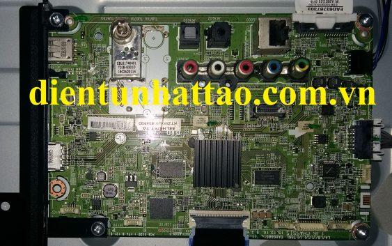 Bo xử lý tivi LG 55LH575 của Điện Tử Nhật Tảo