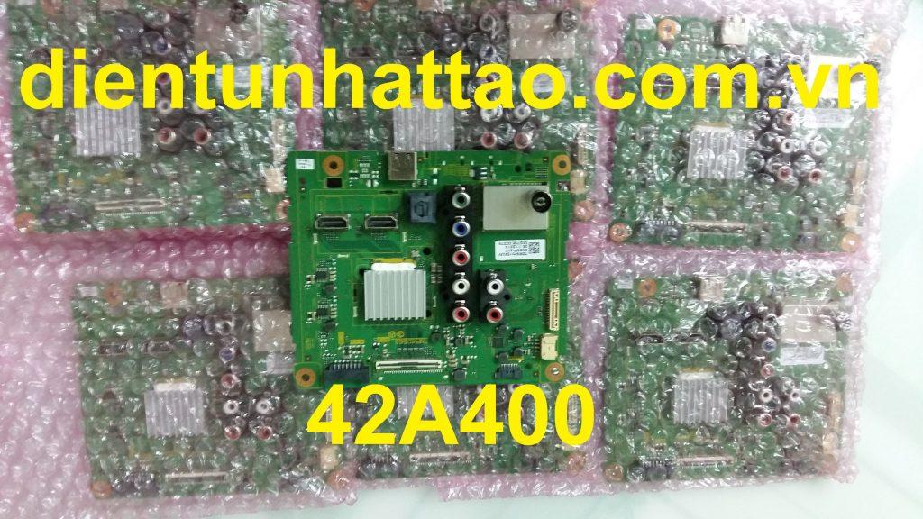 bo xử lý tivi 42A400