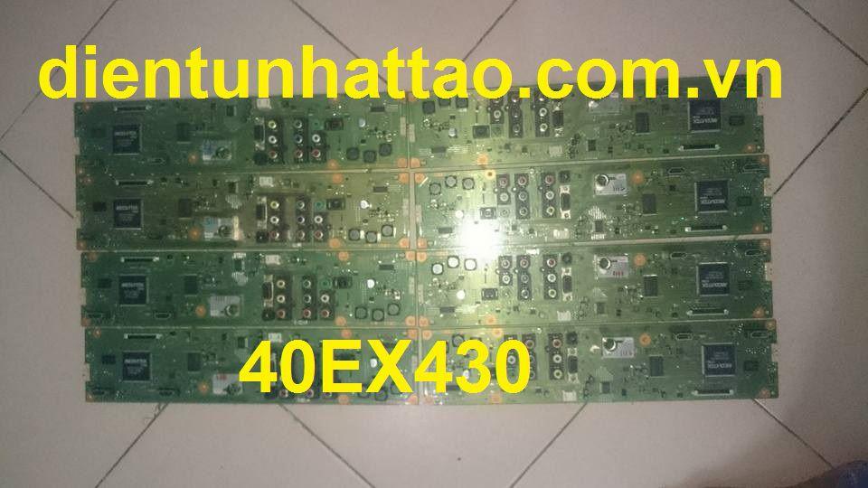 bo xử lý tivi sony 40ex430