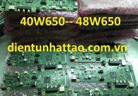 Bo xử lý Tivi SONY 40W650